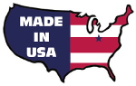 Made in USA sized
