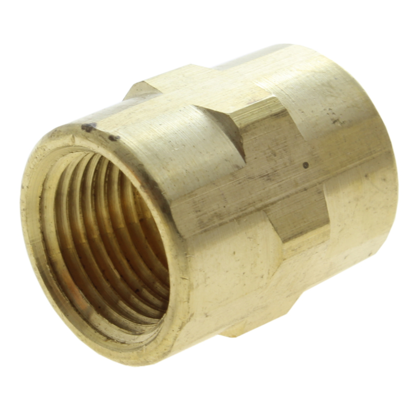 Female Hex Coupling - Individual