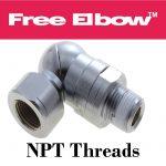 Free-Elbow NPT