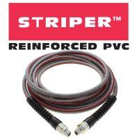 Striper™ PVC-Rubber Reinforced Hose