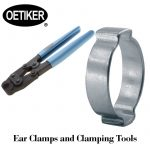 Oetiker Ear Clamps and Installation Tools