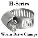 H Series Worm Drive - Individual