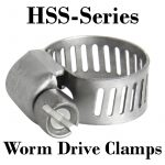 HSS Series Worm Drive - Individual