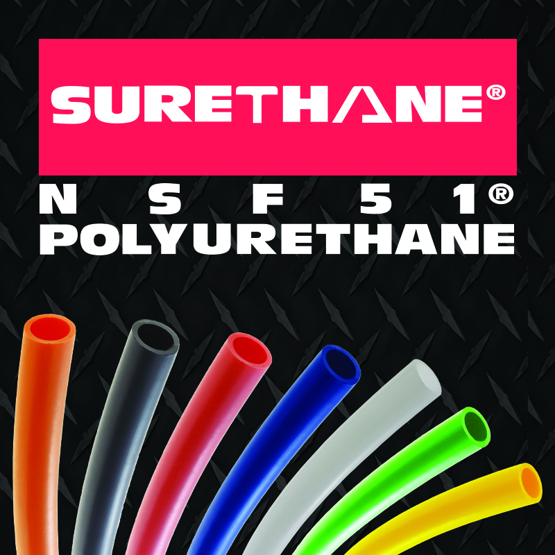 Surethane Tubing - Individual