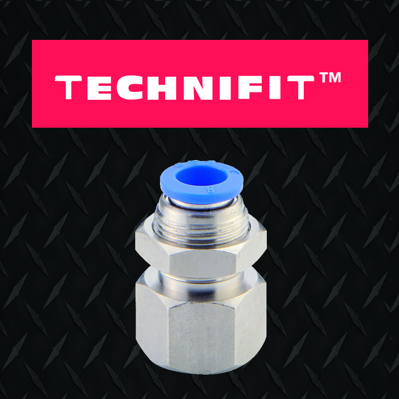 technifit push-to-connect fittings