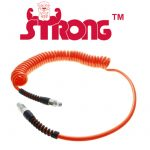Strong™ Spiral Recoil Hoses