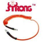 Strong™ Spiral - Polyurethane Recoil Hose