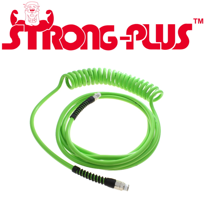 Strong Plus™ Spiral Recoil Hose
