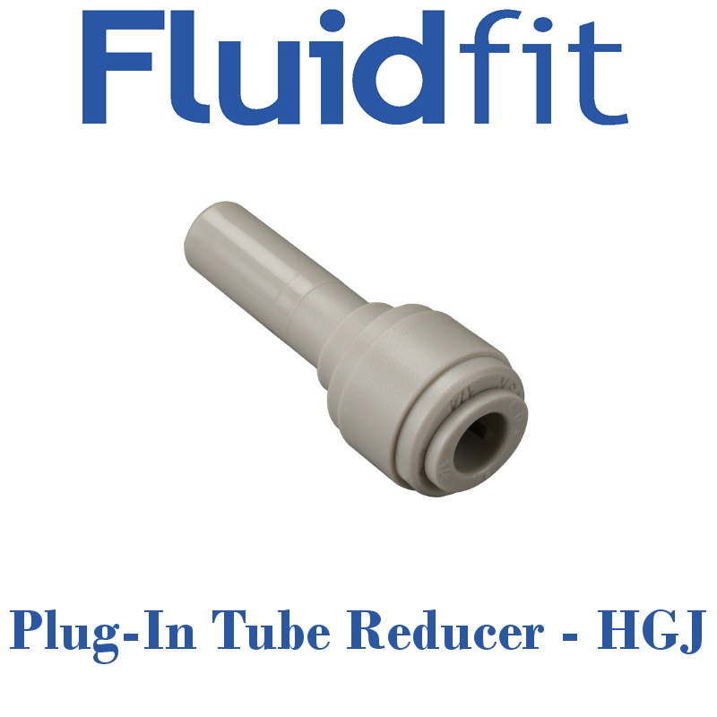 Fluidfit Plug-In Tube Reducer - Individual