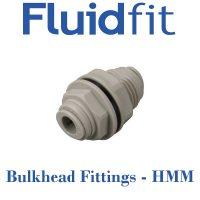 Fluidfit Bulkhead Union – individual