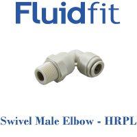 Fluidfit Swivel Male Elbow - Individual