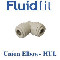 Fluidfit Union Elbows - Individual