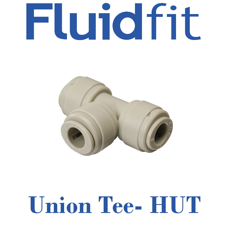 Fluidfit Euqal and Reduced Tee - Individual