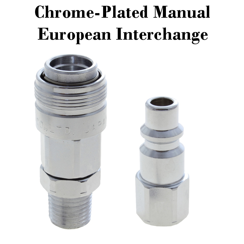 Chrome-Plated European Interchange