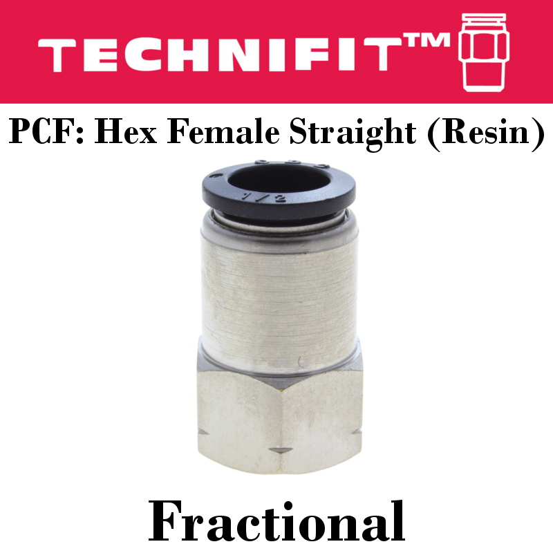 Technifit Resin PCF - Individual