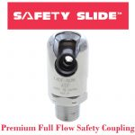ATP Safety-Slide™ Full Flow Air Coupling