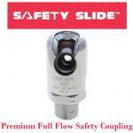 ATP Safety-Slide™ Full Flow Air Coupling