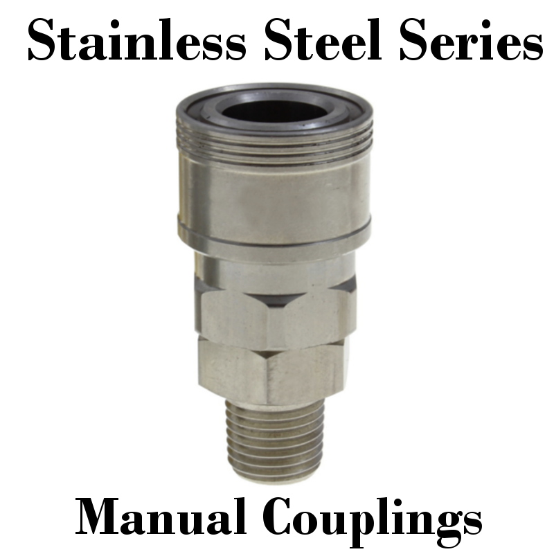 Stainless Steel Manual Couplers
