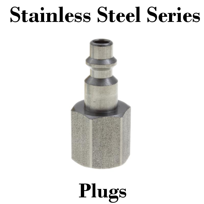 Stainless Steel Plugs