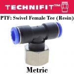 Resin PTF Metric Thumb