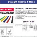 Surethane85 Polyurethane Catalog Page