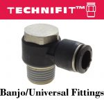 Technifit Banjo Fittings