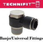 Technifit Banjo Fittings