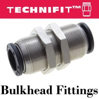 Technifit Bulkhead Fittings