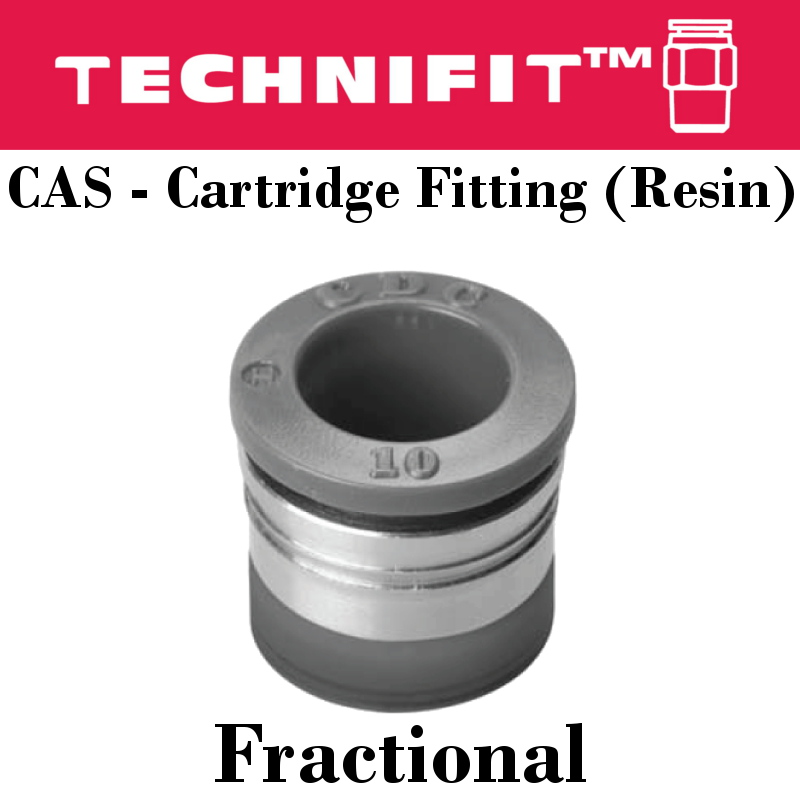 Technifit Resin CAS - Individual