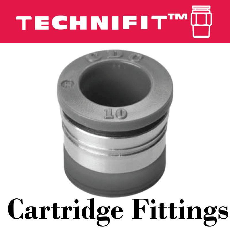 Technifit Cartridge Fittings