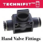 Technifit Hand Valves