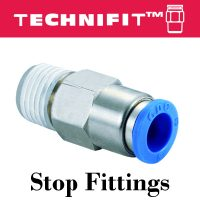 Technifit Stop Fittings