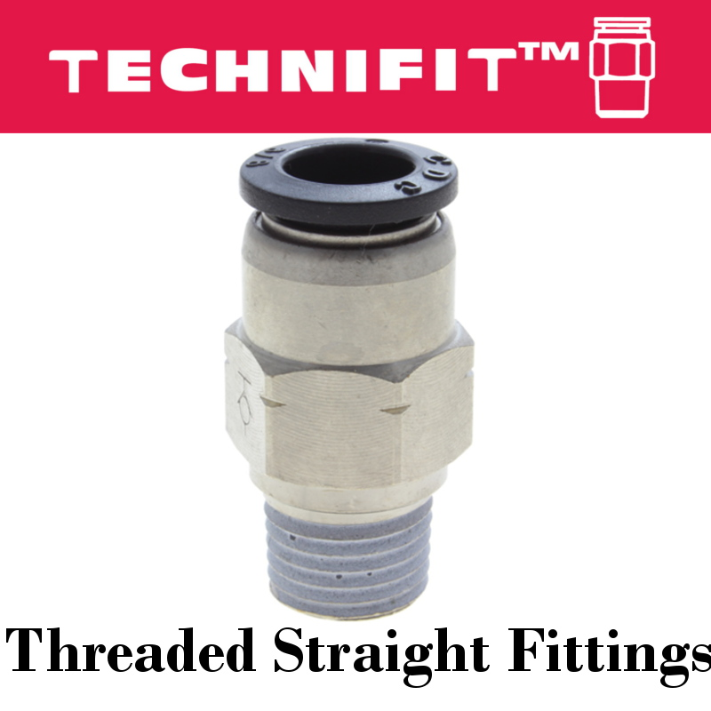 Technifit Straight Fittings