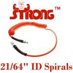 Strong 21.64 Spirals