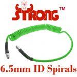 Strong 6.5mm Spirals