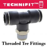 Technifit Tee Fittings