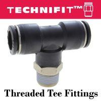 Technifit Tee Fittings