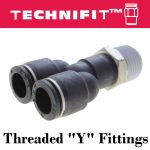 Technifit Y Fittings