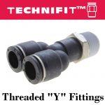 Technifit Y Fittings
