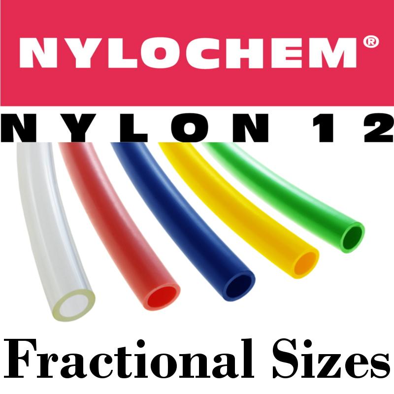 Nylochem® Nylon 12 Tubing - Fractional Sizes