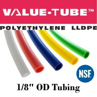 """ValueTube 18 NSF 1/8"""" OD Tubing Advanced Technology Products"""