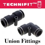 Technifit Union Fittings