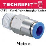 CVPC Metric Thumb