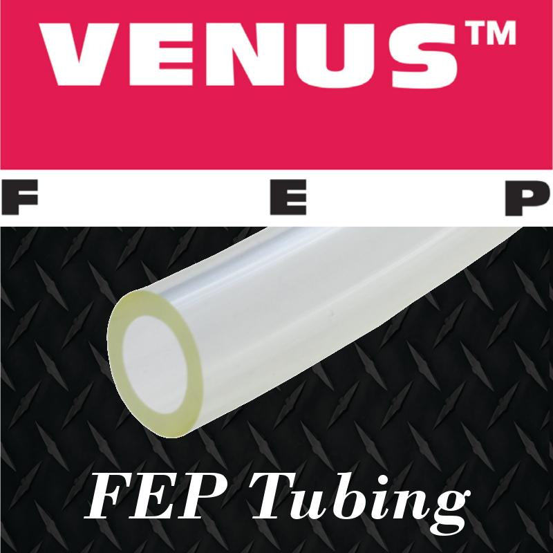 Straight FEP Tubing - Venus™