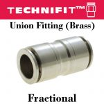 Brass Union Fitting Frac