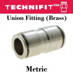 Brass Union Fitting Metric
