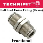 Bulkhead Union Fitting Frac