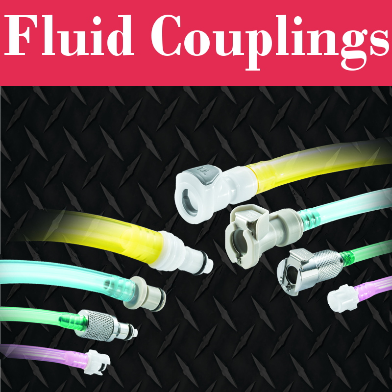 fluid couplers & plugs