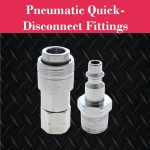 Pneumatic Quick Disconnect Fittings