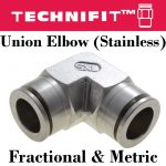 SS Union Elbow